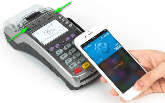 Contactless Example